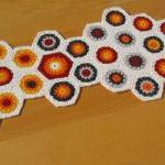 Crochet 70's northern europe design..
